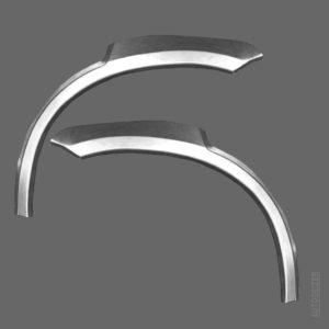 Задняя арка/арки